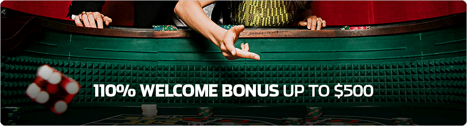 Join and receive our welcome bonus