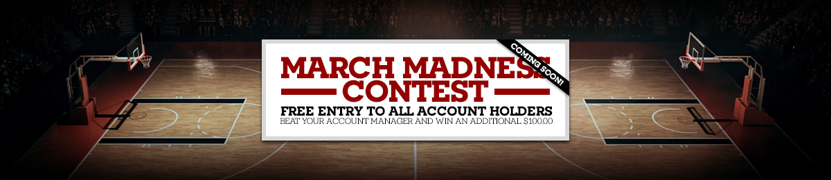 march madness coming soon
